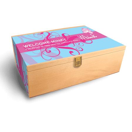 newborn box